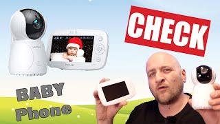 ✅ Babyphone mit Kamera günstig TEST