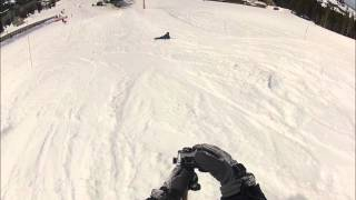 Basic freestyle skiing tricks- Lucy