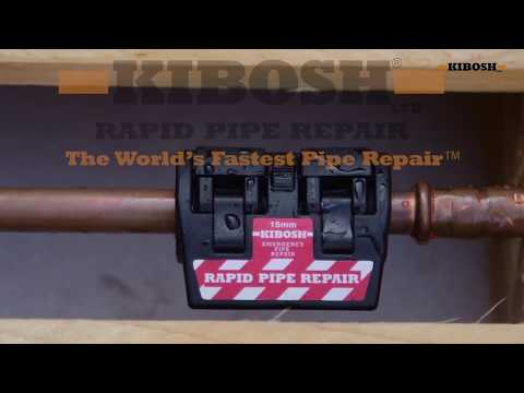 Rörklämma Kibosh Rapid Pipe Repair