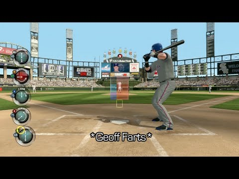 Let's Play - MLB 2K12 - With Geoff and Gav