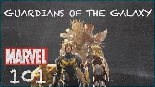 Unlikely Heroes - Guardians of the Galaxy