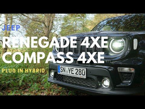 EEP Renegade 4xe & Compass 4xe