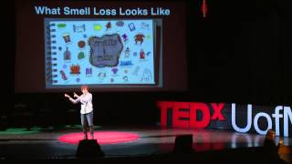 Secrets From A Trained Nose | Michelle Krell Kydd | TEDxUofM