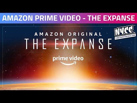 Amazon Prime Video Presents - The Expanse