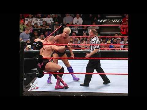 Val Venis vs Ric Flair, 1/2/05