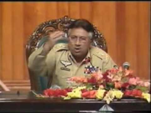 (3/3) Challenging Questions to Sadar Pervaiz Musharraf