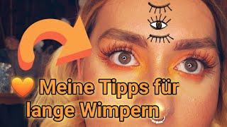 Tipps für lange schöne Wimpern/ Long 4 Lashes/ Wimpernserum/ Lucy Like´s