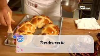 Tu Cocina (Yuri de Gortari) - Pan de muerto