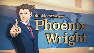 Picture of a game: Phoenix Wright