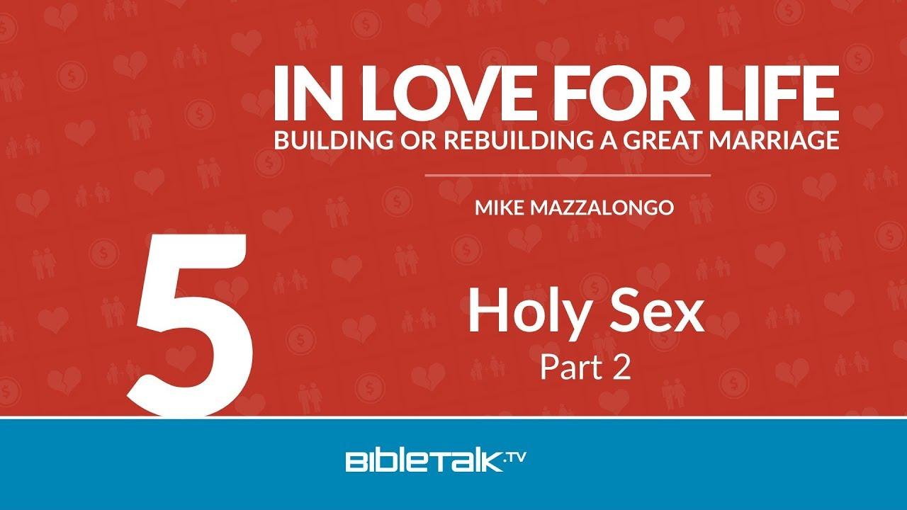 5. Holy Sex