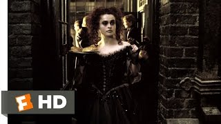 Sweeney Todd (6/8) Movie CLIP - God, Thats Good! (2007) HD