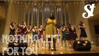 Nothing Left For You (Sam Smith) - Shirley Tempos A Cappella