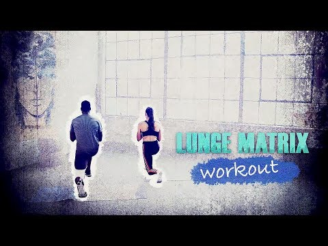 5 Minutes to Fit: Lunge Matrix Workout | Health