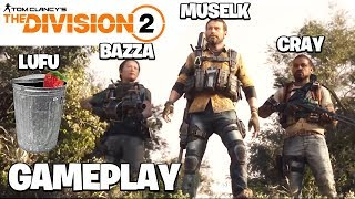 The Division 2 *FIRST GAMEPLAY*