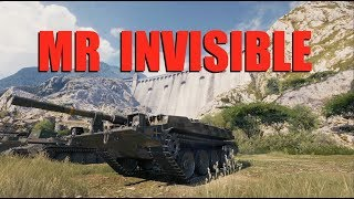WOT - Mr Invisible Is The Spotting Mechanic Broken? | #WorldofTanks
