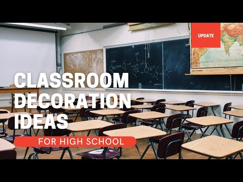 mp4 Class Decoration For Secondary School, download Class Decoration For Secondary School video klip Class Decoration For Secondary School