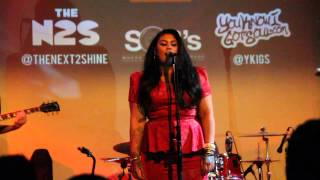 """Aaradhna Performing """"I'm not the Same"""" Live at SOBs for Sol Village in NYC 5/15/13"""