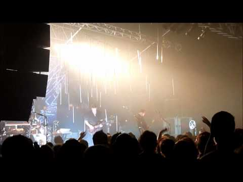Queens Of The Stone Age: Hispanic Impressions - Manchester Academy, 21/05/11