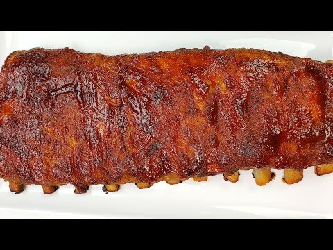 Oven Baked Ribs Recipe – How to Make BBQ Ribs in the Oven