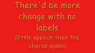 Akon- No Labels lyrics