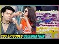 Avneet Kaur Siddharth Nigam Cake Cutting Celebrati