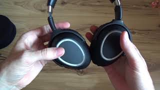 Sennheiser PXC 550 Unboxing and Review