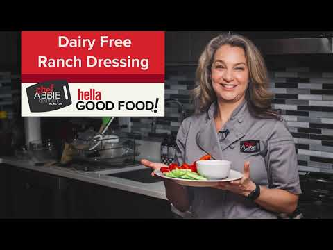 Dairy Free Ranch Dressing