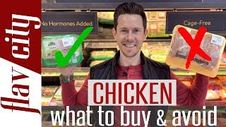 Everything You Need To Know About Buying Chicken At The Grocery Store