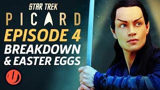 """Star Trek: Picard Episode 4 """"Absolute Candor"""" Breakdown & Easter Eggs"""