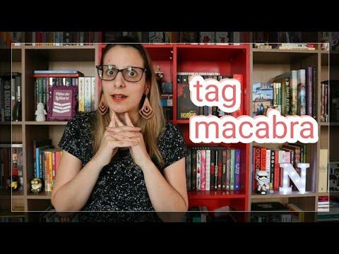 TAG Macabra | Pilha de Leitura
