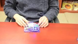 Snap Circuits® Motion Demo Video - Model: SCM-165