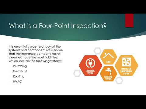 4 Point Home Inspection Training Course Preview Video ... - YouTube