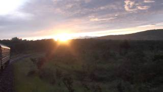 preview picture of video '10. TAZARA TRAIN (DAR ES SALAAM - MBEYA)'