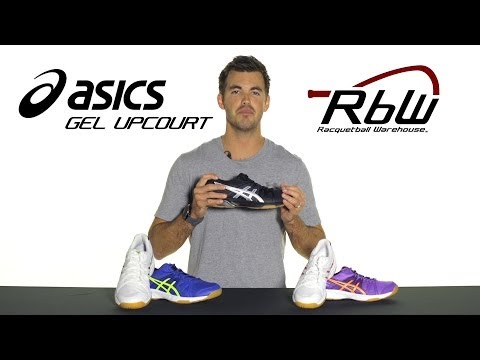 Getting Technical: Asics Gel Upcourt
