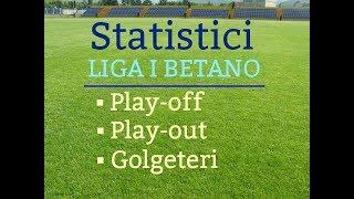 Statistici Liga I Betano, sezonul regulat 2018.