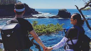 WA Vlog: Port Angeles, Cape Flattery, Neah Bay!