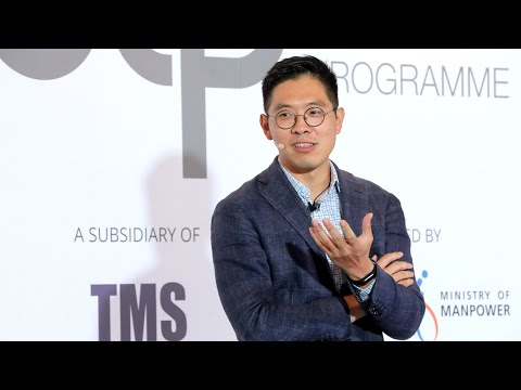 Chng Kai Fong on Singapore as an Attractive Place for Startups and Entrepreneurs - Trailblazers #57