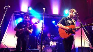 Dan Mangan - Leaves, Trees, Forest - Halifax Pop Explosion 2011