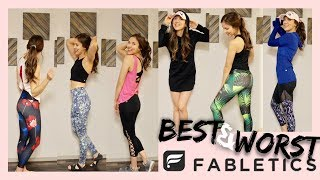 THE BEST & WORST BY FABLETICS // What to buy or anti haul