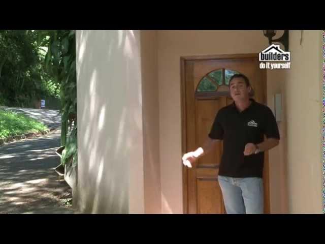 Builders DIY: Home Security – Security Tips
