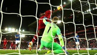 Origi's dramatic Everton Goal RAW | Every angle and all the celebrations