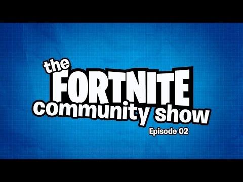 The Fortnite Show Episode 2: Alpha Liftoff