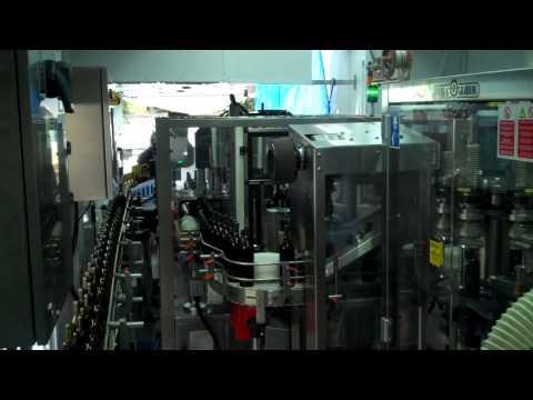 Peregrine Mobile Bottling Production Trailer Set U