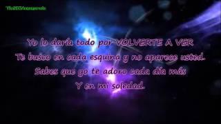 Volverte A Ver - Sergio Contreras
