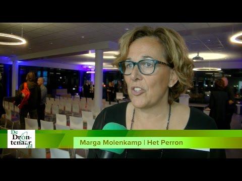 VIDEO | Juichende reacties bij officiële opening schoolgebouw Het Perron