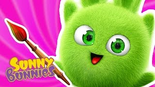 Cartoons for Children | Sunny Bunnies the Artists | Funny Cartoons For Children