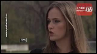 """Sportnetwork TV-Јелена Полић ЖФК """"Рад""""- 24.03.2017"""