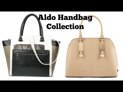 Aldo Handbag Collection