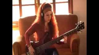 Don't Give Hate A Chance   Jamiroquai [bass Cover]