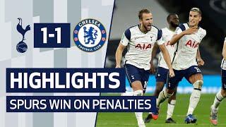 HIGHLIGHTS | SPURS 1-1 CHELSEA | SPURS WIN ON PENALTIES!